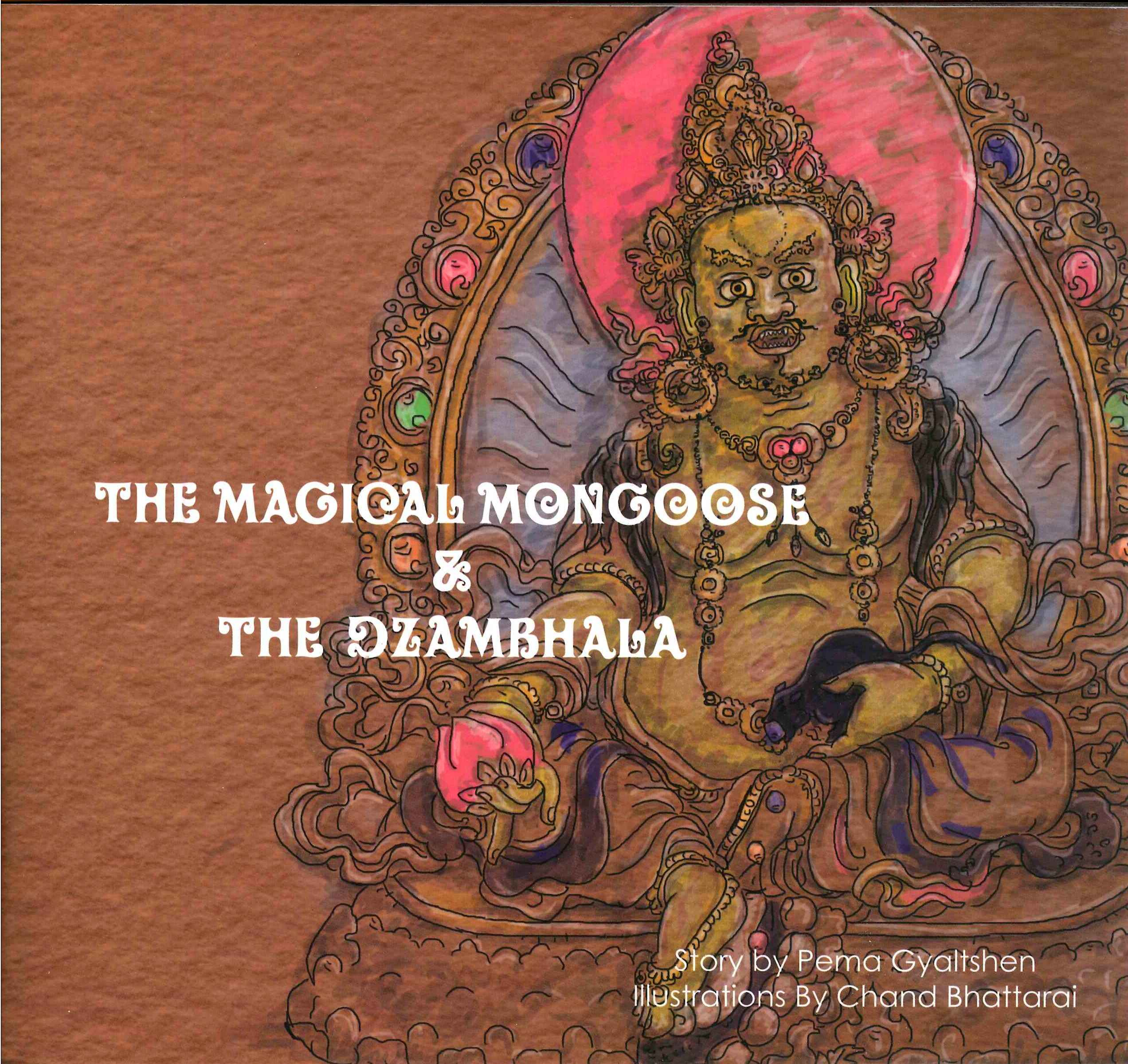 Magical mongoose - Bhutan children's story