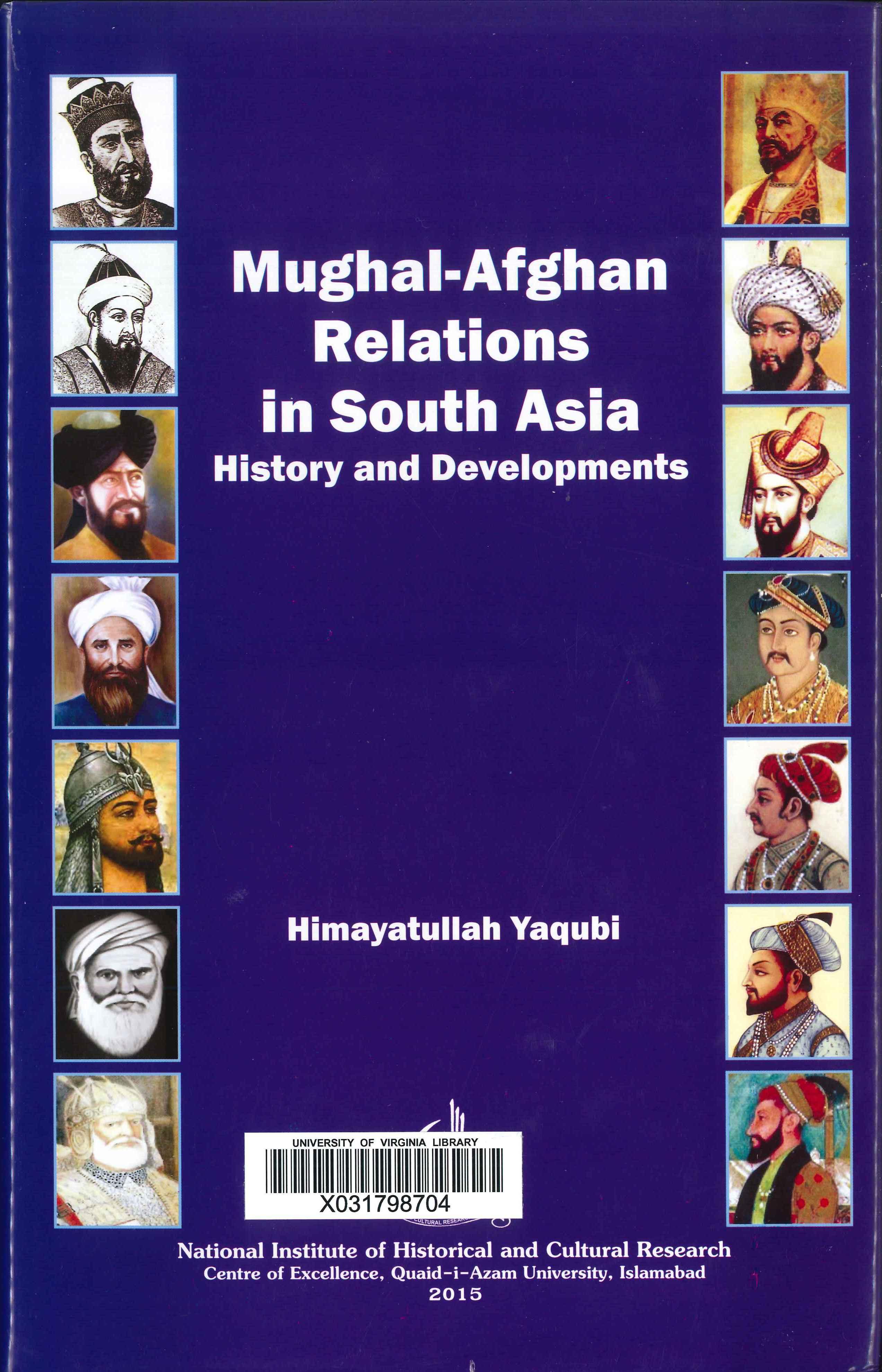 Mughal-Afghan relations